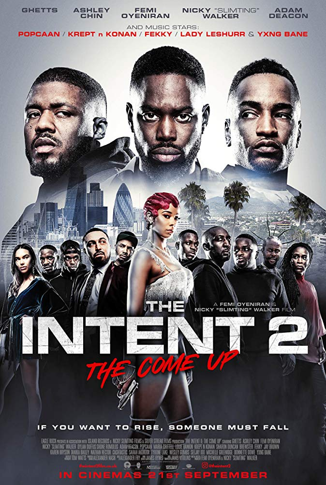 The Intent 2 The Come Up 2018 HDRip XviD AC3-EVO[EtMovies]