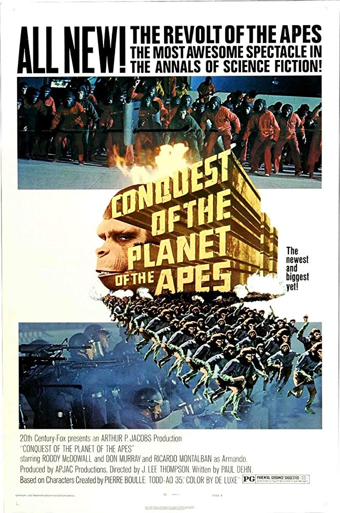 Conquest Of The Planet Of The Apes 1972 BRRip Xvid Ac3 SNAKE