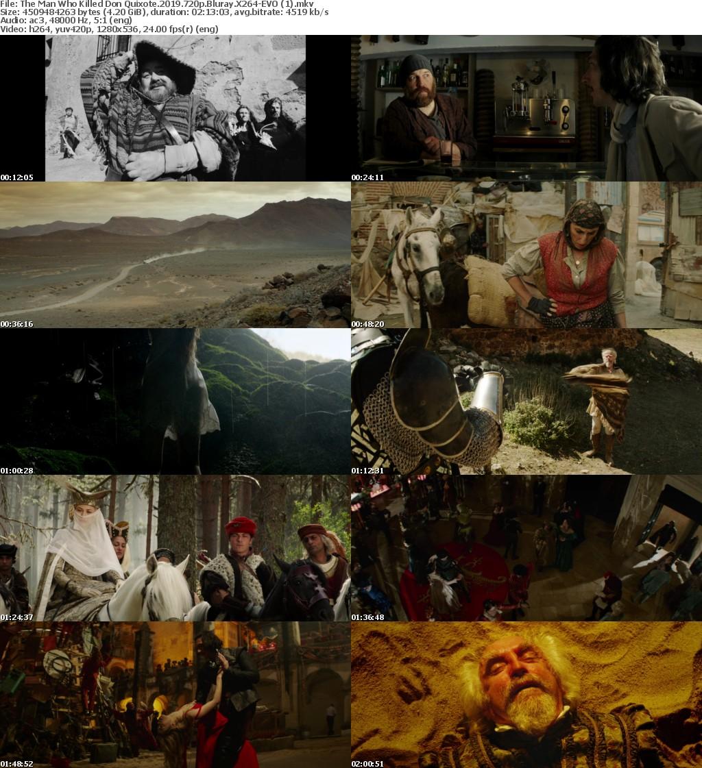 The Man Who Killed Don Quixote (2019) 720p Bluray X264-EVO