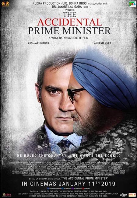 The Accidental Prime Minister (2019) Hindi PRERip x264-AC3-1 4GB MOVCR