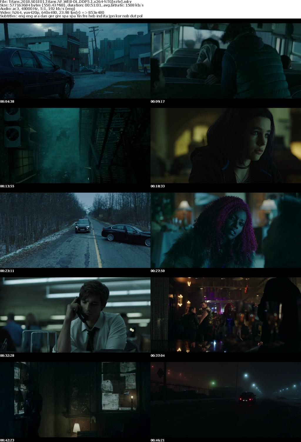 Titans 2018 S01E01 Titans NF WEB-DL DDP5 1 x264-NTG