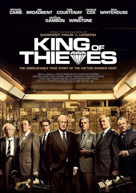 King of Thieves 2019 HDRip XViD-ETRG