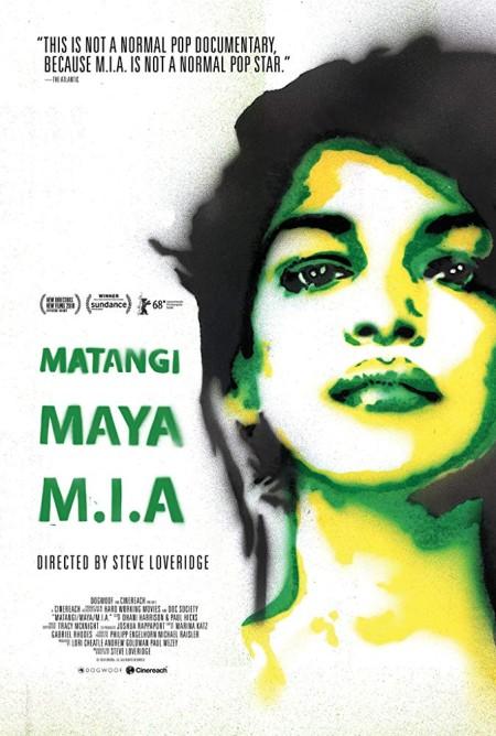 Matangi Maya M I A 2018 720p BluRay H264 AAC-RARBG