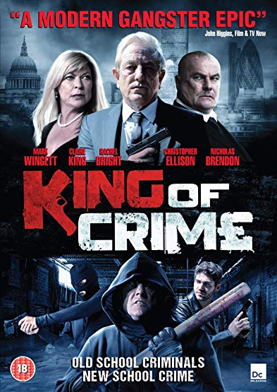 King of Crime (2019) HDRip AC3 X264-CMRG