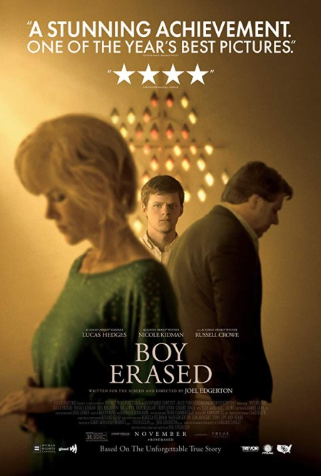 Boy Erased (2018) HDRip XviD AC3-EVO