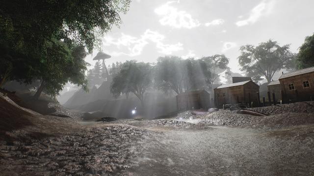 Desolate PROPER - PLAZA