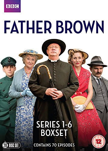 Father Brown 2013 S07E10 The Honourable Thief iP WEB-DL AAC2 0 x264