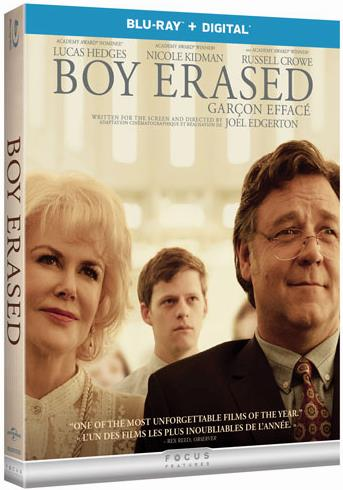 Boy Erased (2018) 720p WEB  DL DD5.1 H264  CMRG