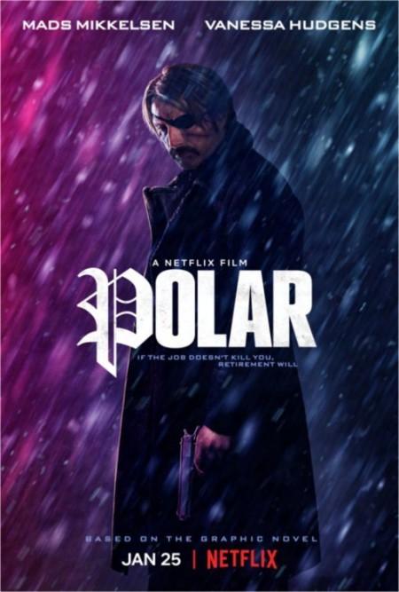 Polar (2019) HDRip AC3 X264-CMRG