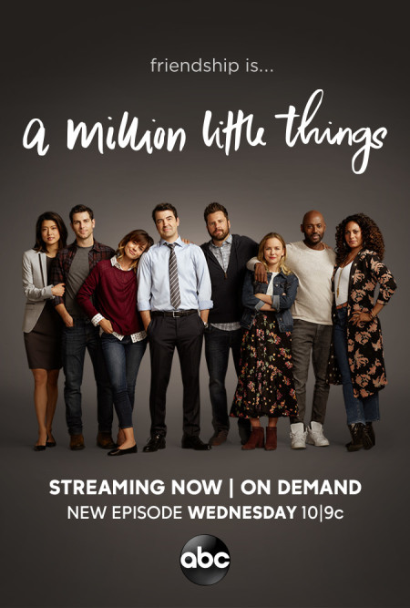 A Million Little Things S01E12 The Day Before 720p AMZN WEB-DL DD+5 1 H 264-AJP69