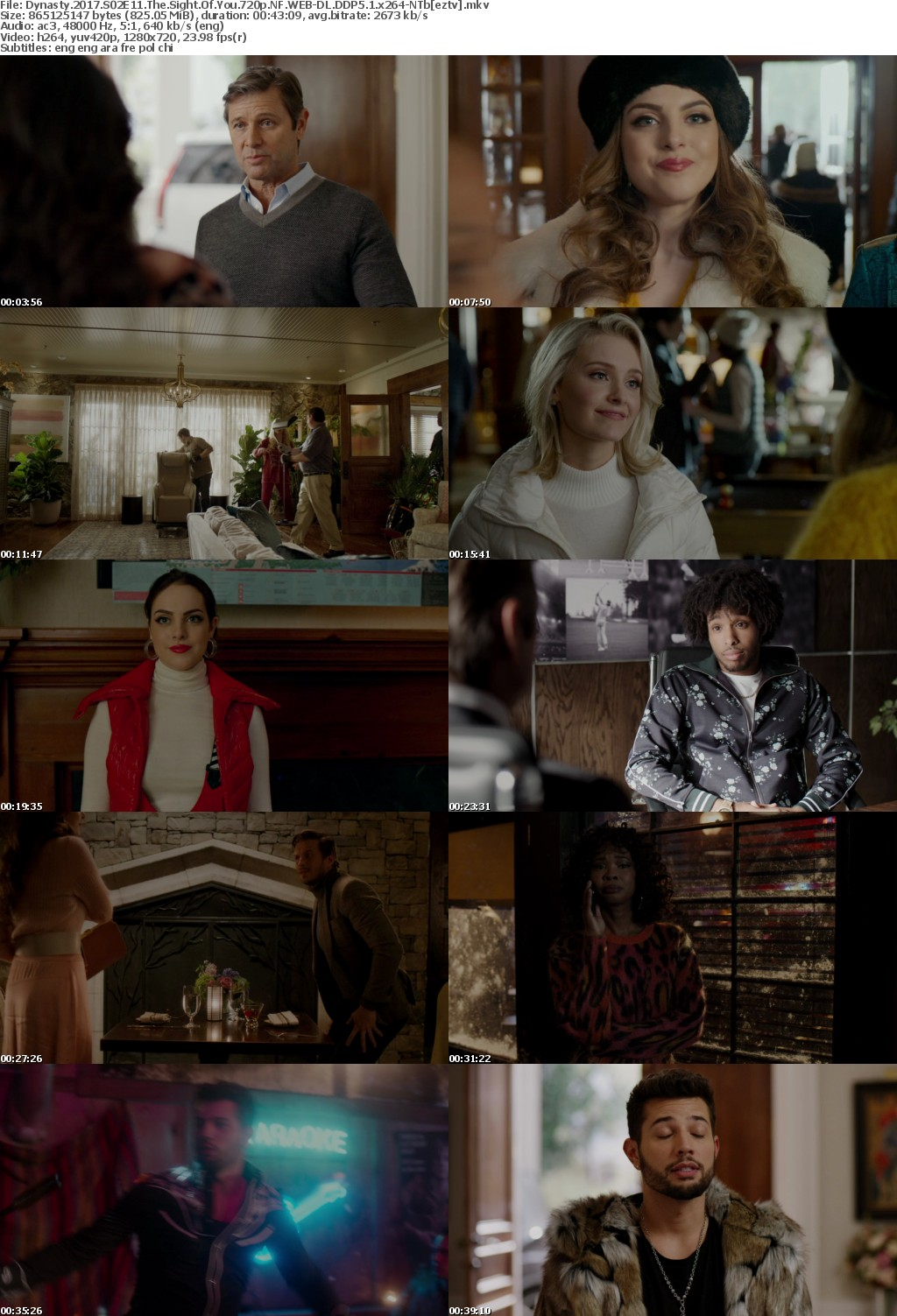 Dynasty (2017) S02E11 The Sight Of You 720p NF WEB-DL DDP5.1 x264-NTb