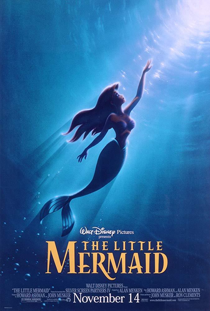 The Little Mermaid 1989 iCELANDiC BDRip x264-PiER