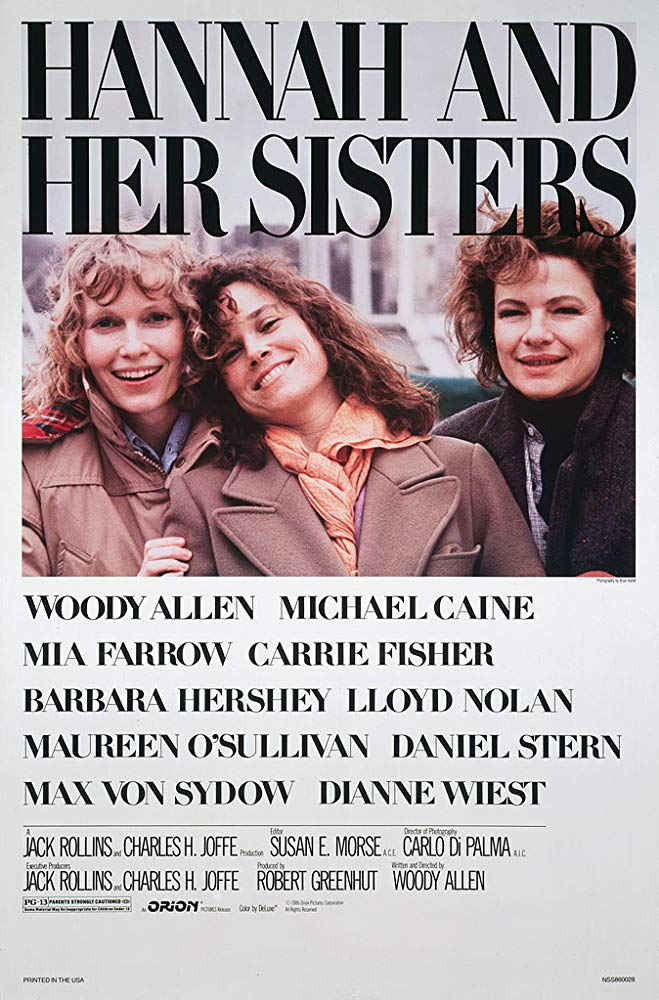 Hannah and Her Sisters 1986 [BluRay] [720p] YIFY