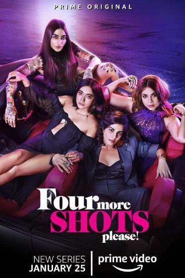 Four More Shots Please 2019 Hindi Season 01 Complete 720p HDRip-DLW