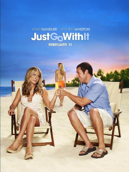 Just Go With It 2011 720p BRRip x264-x0r