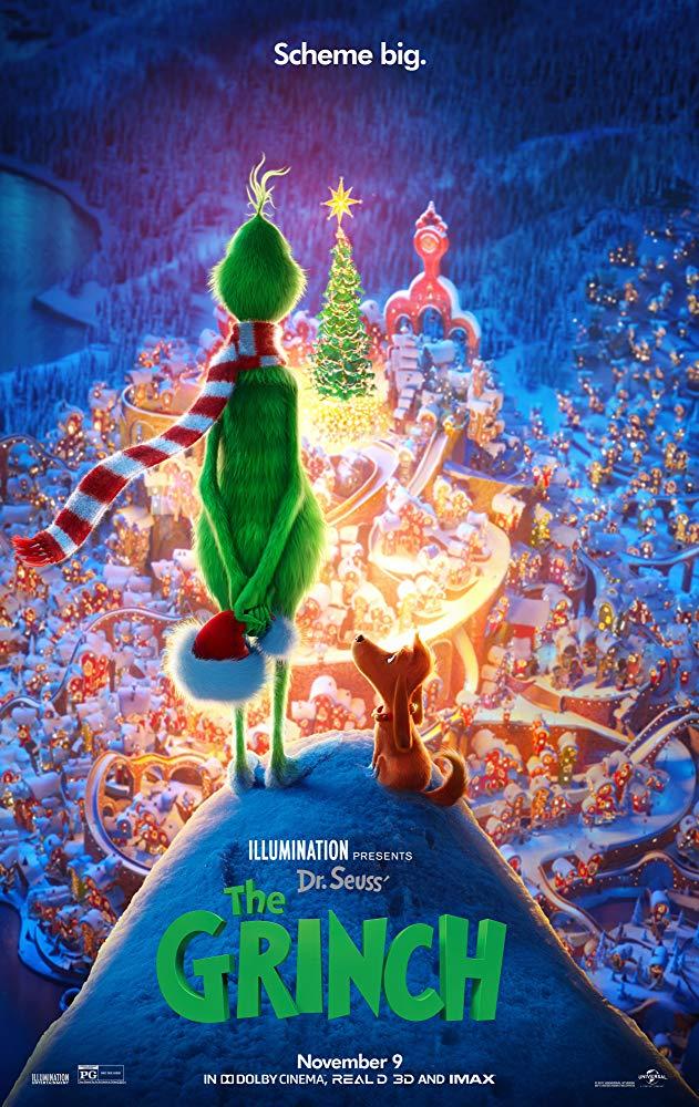 The Grinch 20181080p BluRay x264-CMRG[TGx]