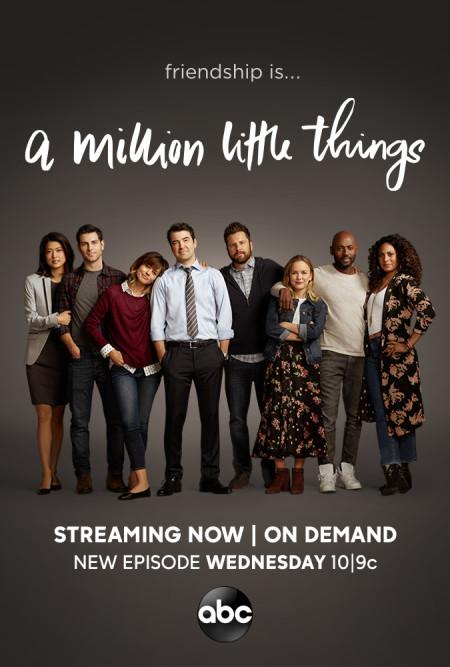 A Million Little Things S01E13 Twelve Seconds 720p AMZN WEB-DL DD+5 1 H 264-AJP69