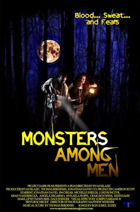 Monsters Among Men (2017) HDRip x264 - SHADOW