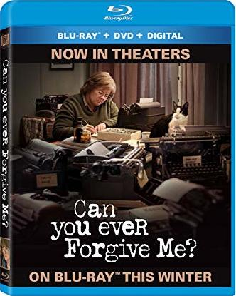 Can You Forgive Me (2018) HDRip XviD AC3-EVO