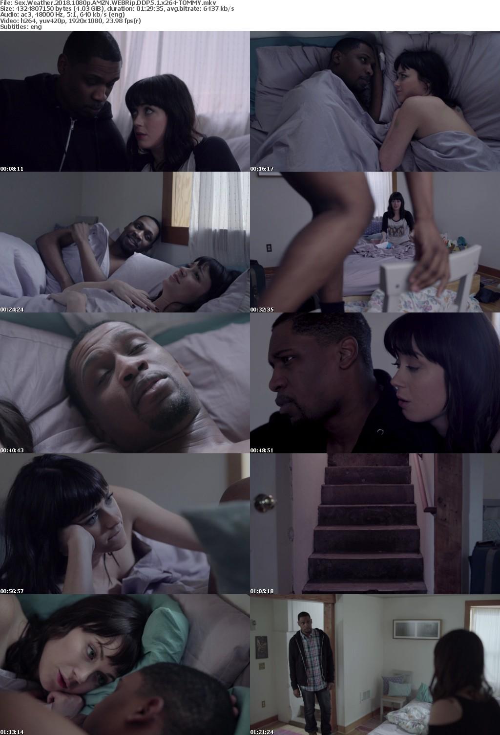 Sex Weather (2018) 1080p AMZN WEBRip DDP5.1 x264-TOMMY