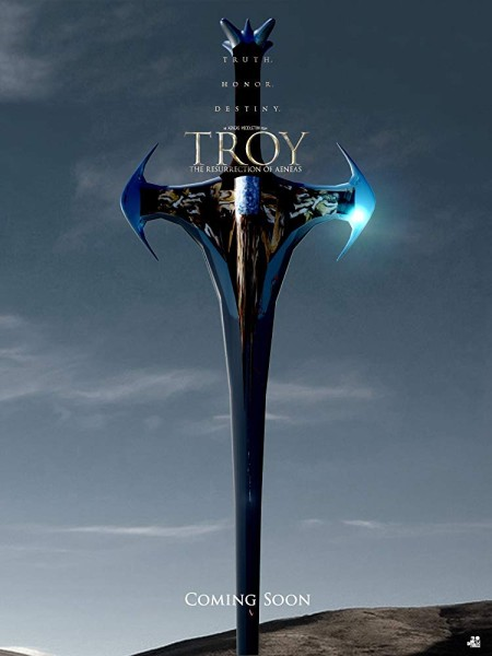 Troy The Resurrection of Aeneas (2018) 720p HDRip x264  BONSAI