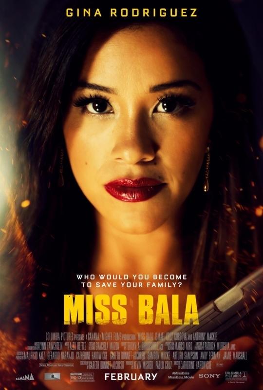 Miss Bala 2019 720p HDCAM-1XBET