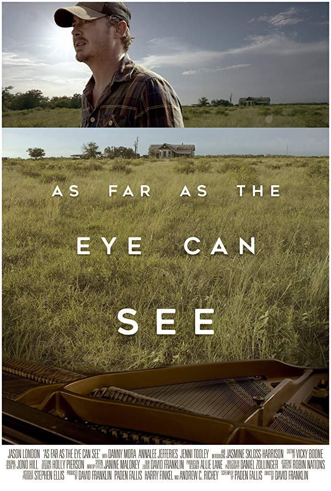 As Far as the Eye Can See 2016 [WEBRip] [720p] YIFY