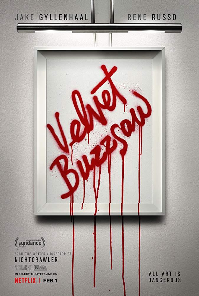 Velvet Buzzsaw (2019) HDRip [MovieOW]