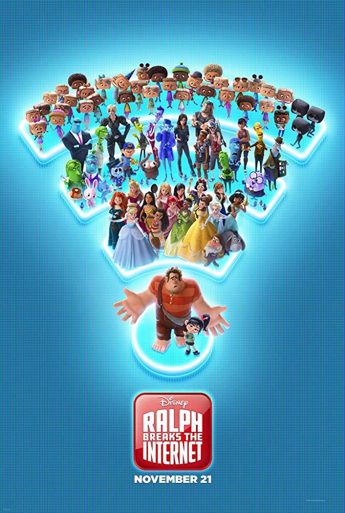Ralph Breaks the Internet 2018 1080p WEB-DL H264 AC3-EVO