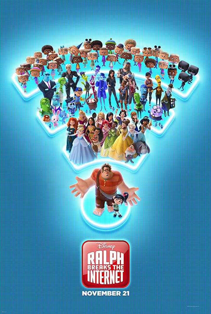 Ralph Breaks the Internet 2018 WEB-DL XviD MP3-FGT