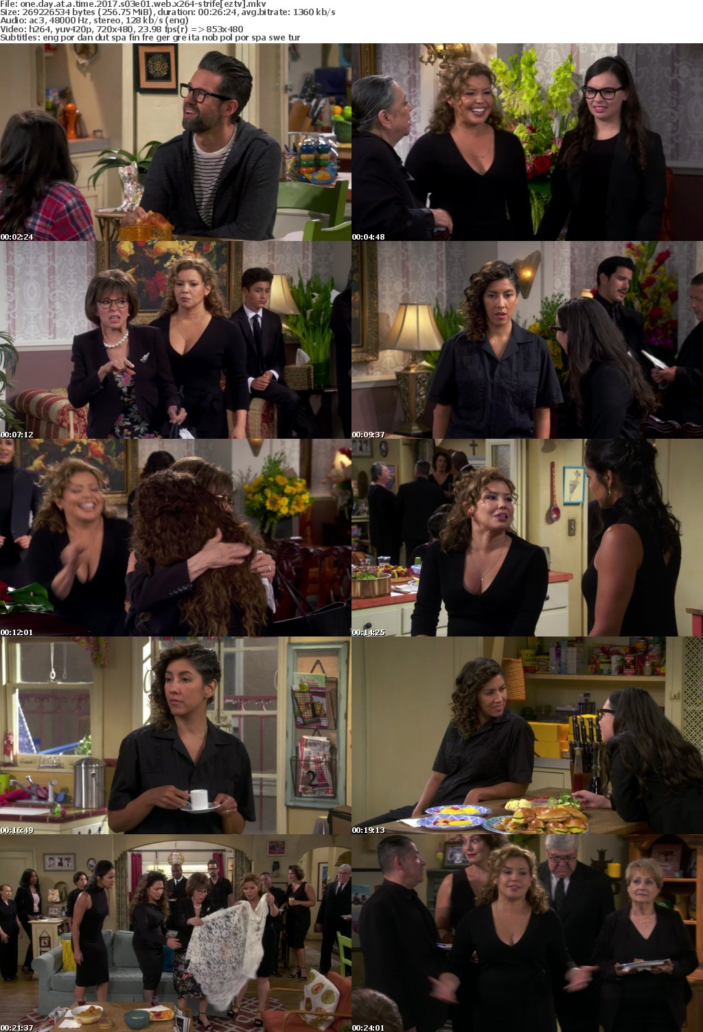 One Day at a Time 2017 S03E01 WEB x264-STRiFE