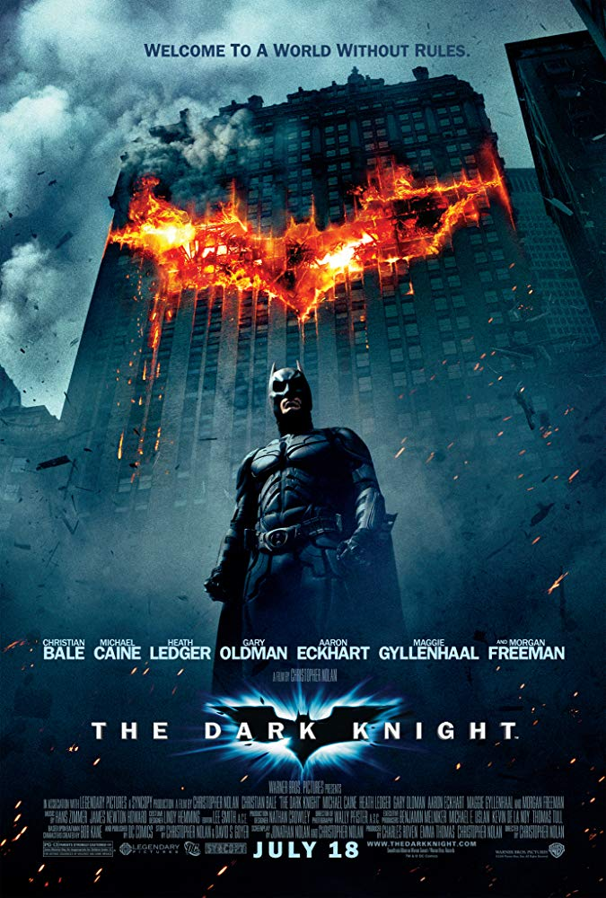 The Dark Knight 2008 IMAX 1080p BluRay 10bit HEVC 6CH MkvCage