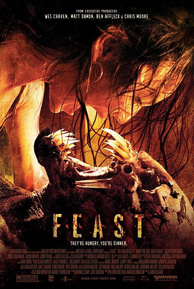 Feast 2005 [BluRay] [720p] YIFY