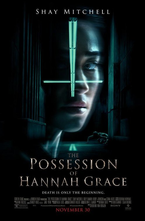 The Possession of Hannah Grace 2019 DVDRip 600MB - MkvCage