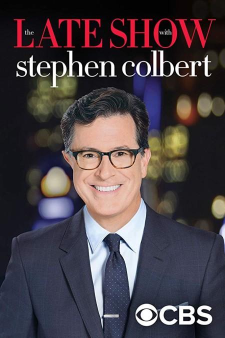 Stephen Colbert 2019 02 14 Bradley Cooper 720p HDTV x264-SORNY