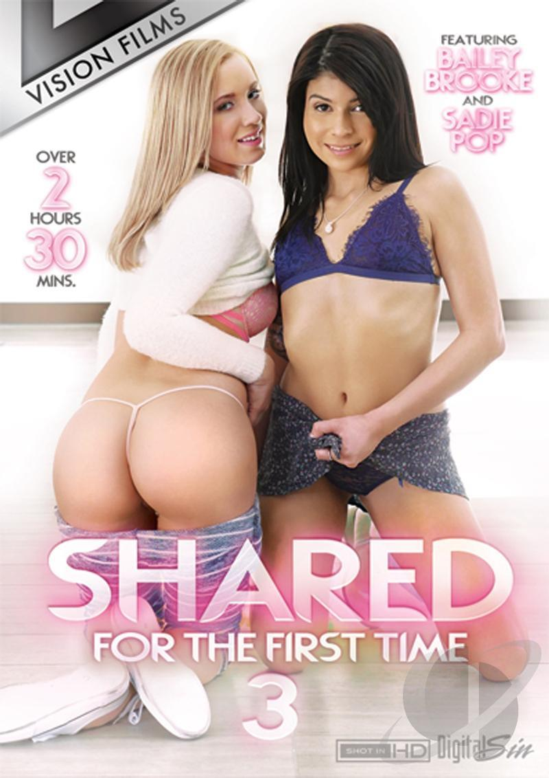 Shared For The First Time 3 XXX DVDRip x264-BTRA