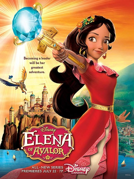 Elena of Avalor S02E21 720p WEB x264-TBS
