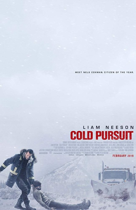 Cold Pursuit 2019 720p HDCAM x264 MW