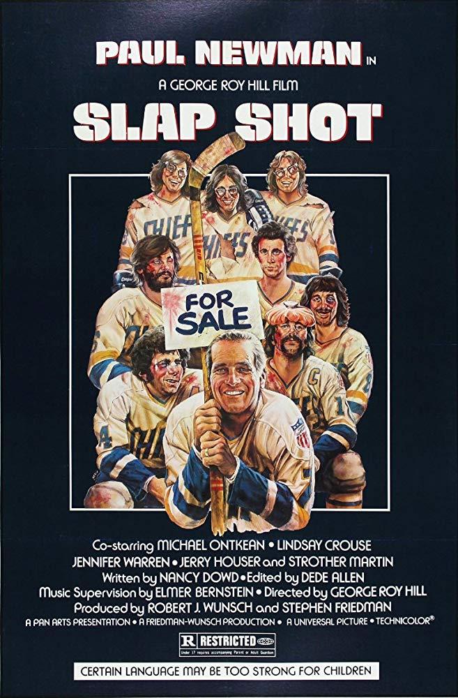 Slap Shot 1977 BRRip XviD MP3-XVID