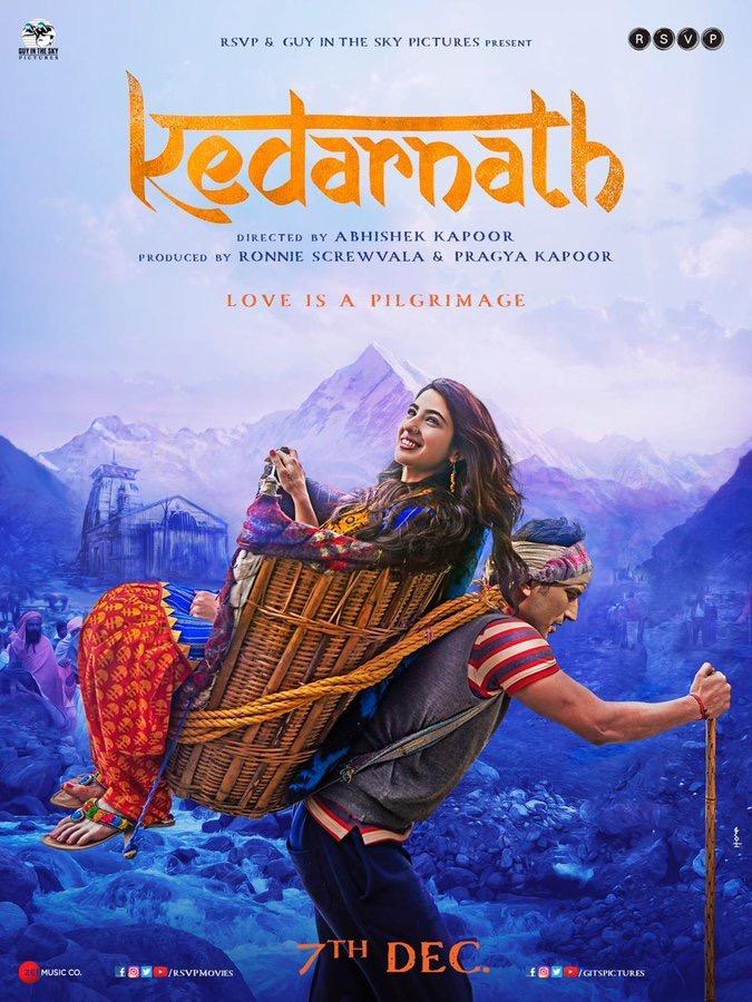 Kedarnath 2018 Hindi 720p WEB-DL x264 [MW]