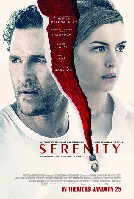Serenity 2019 720p BDRip AC3 X264-CMRG