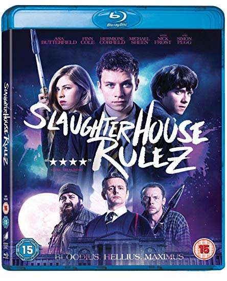 Slaughterhouse Rulez (2018) 1080p WEB-DL DD5.1 H264-FGT
