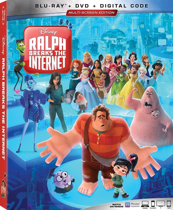 2018《無敵破壞王2-打爆互聯網 Ralph Breaks the Internet》BD-MKV@粵台國英語/繁簡英