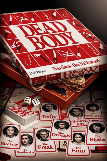 Dead Body (2017) 720p BluRay 800MB x264-GalaxyRG