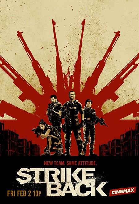 Strike Back S07E05 720p WEB x265-MiNX