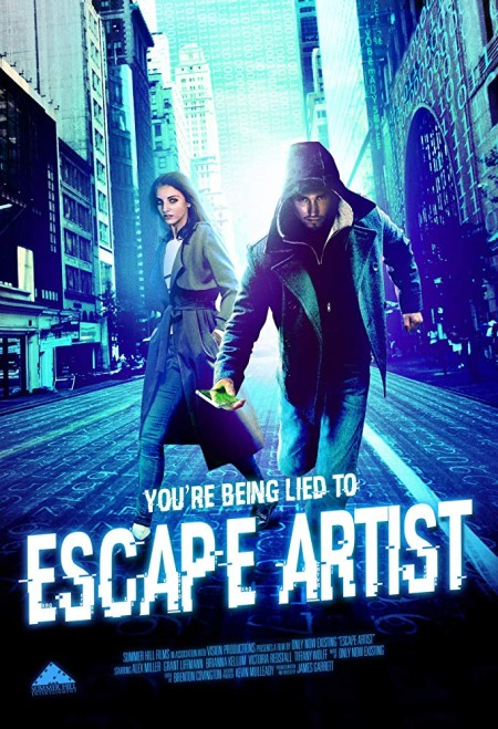 Escape Artist (2017) HDRip 720p x264 - SHADOW
