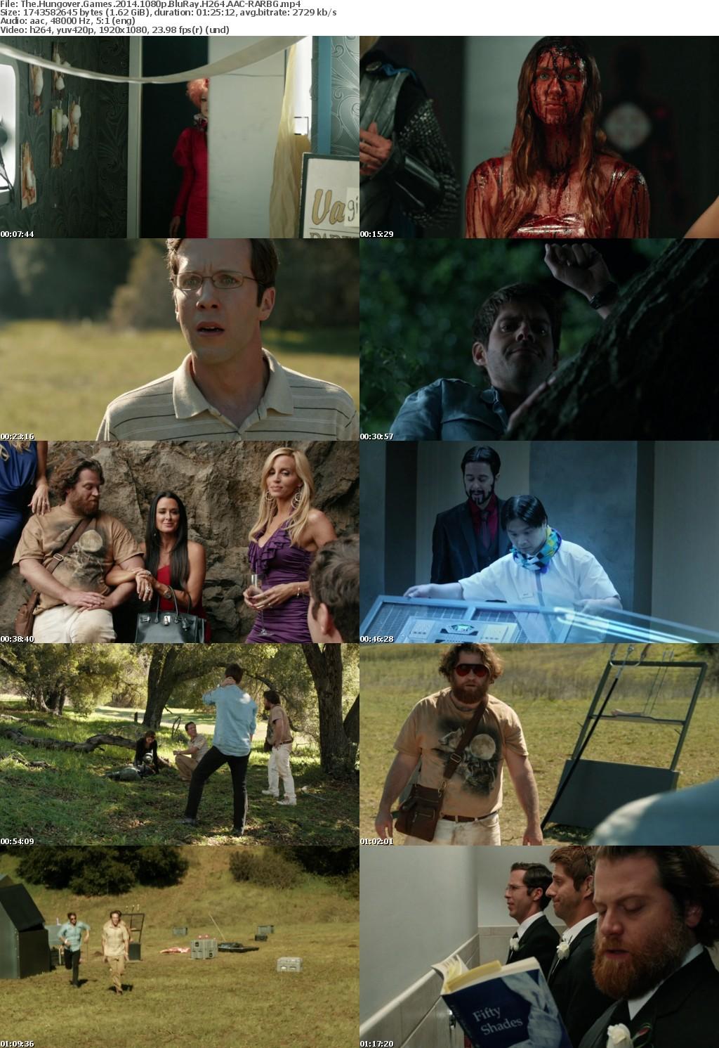 The Hungover Games (2014) 1080p BluRay H264 AAC-RARBG