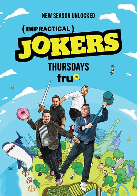 Impractical Jokers S07E26 Staten Island Holiday Spectacular 720p AMZN WEB-DL DD+2 0 H 264-QOQ