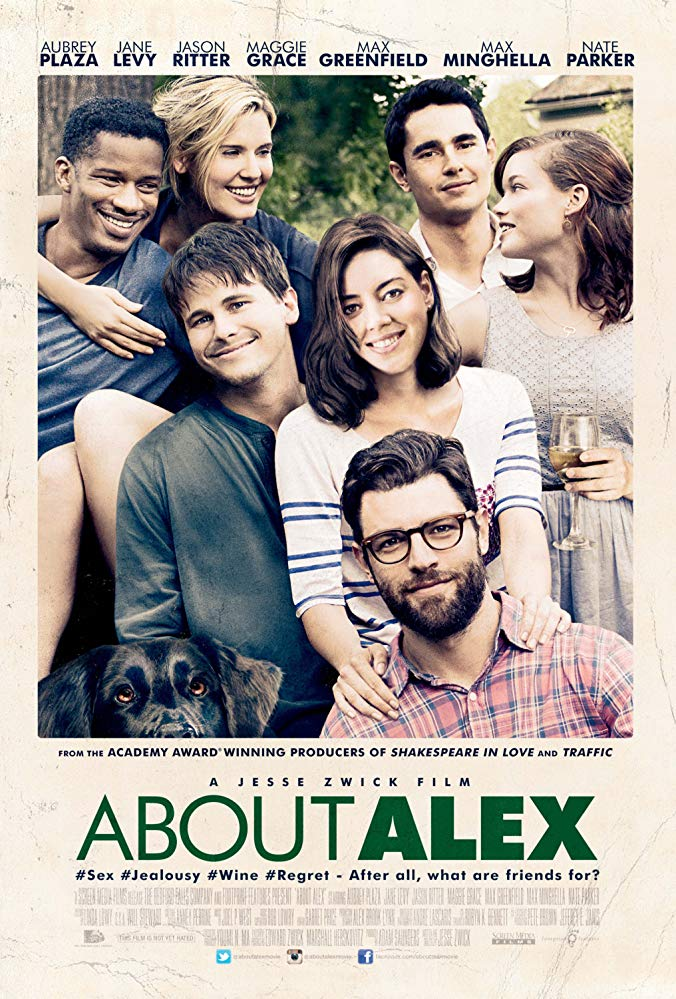 About Alex 2014 BRRip XviD MP3-XVID