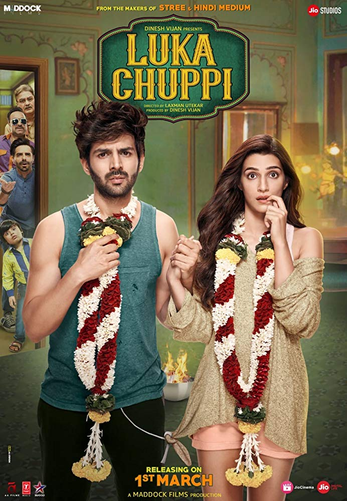 Luka Chuppi 2019 Hindi 1CD PreDVDRip x264 MP3 - LOKiHD